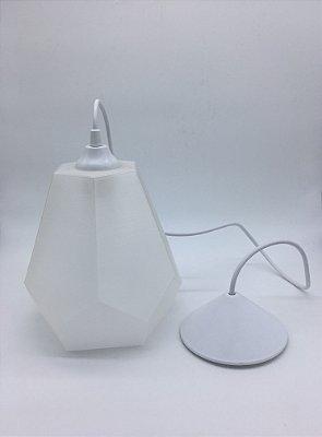 Luminária Pendente Poly