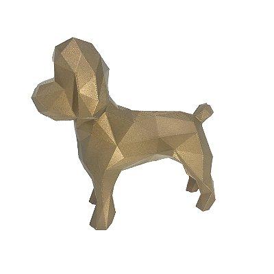 Poodle Geométrico