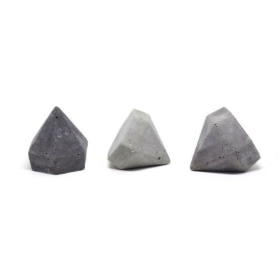 Trio Diamantes Concreto