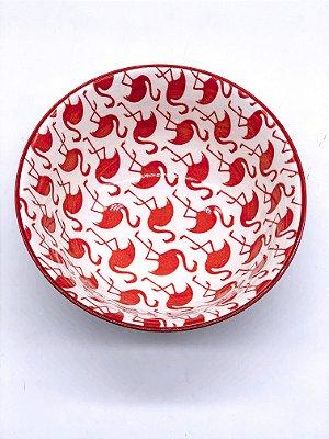Bowl Flamingo