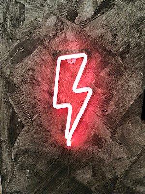 Raio Neon Led Parede