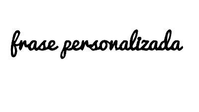 Sua Frase Personalizada