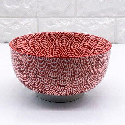 Bowl Julia Vermelho