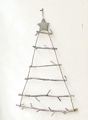 Árvore de Natal Gravetos
