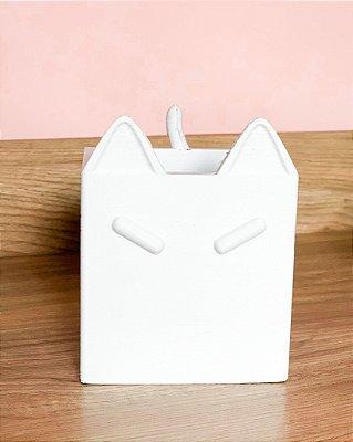Gatinho Porta Treco 3D