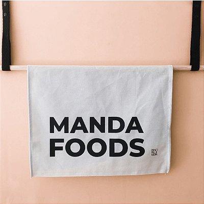 Pano de Prato Manda Foods