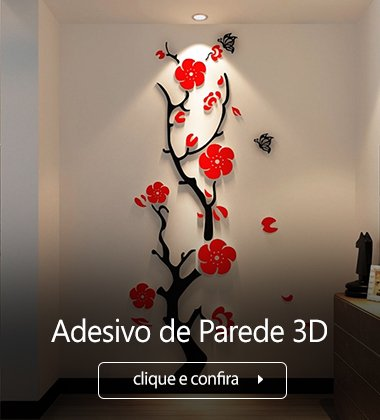 Adesivo 3D
