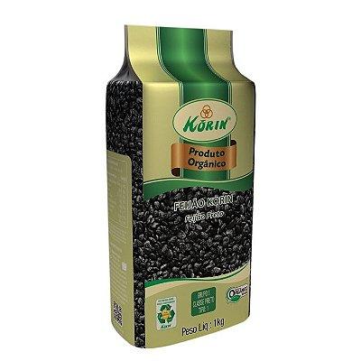 Feijão Preto Orgânico 1 kg Korin