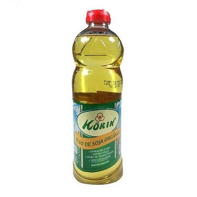 Oleo de Soja Orgânico 500 ml Korin
