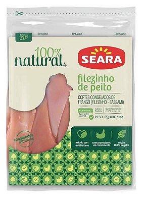 Filézinho Sassami Natural 1kg Da Granja Seara