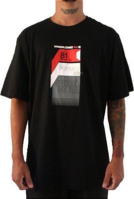 Camisa Masculina Vandalism81 Eightyone Black