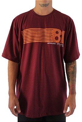 Camisa Masculina Vandalism81 F81 Orange