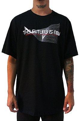 Camisa Masculina Vandalism81 TimeLine Black