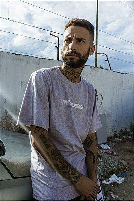 Camisa Masculina Vandalism81 Fast Gray