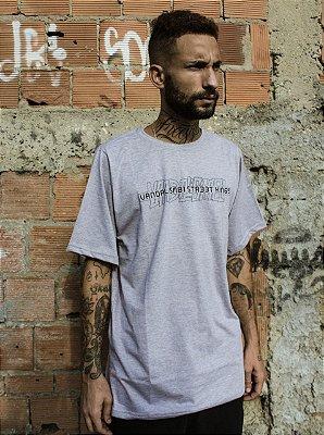 Camisa Masculina Vandalism81 Neo Gray