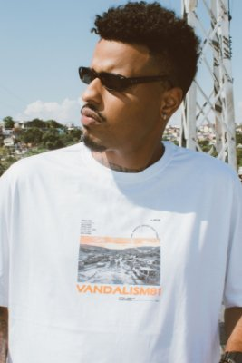 Camisa Masculina Vandalism81 Eli