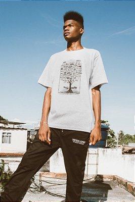 Camisa Masculina Vandalism81 Roots Mescla