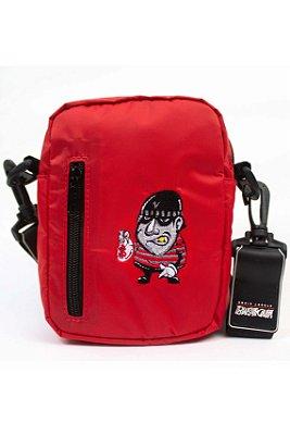 SHOULDER BAG RED BANDIT