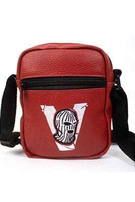 SHOULDER BAG BANDIT MASK RED 2.0