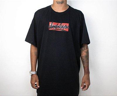 Camiseta Fuck the hype Black Vandalism81
