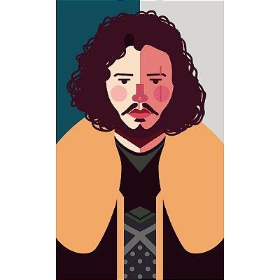 [ímã] Jon Snow - Game of Thrones