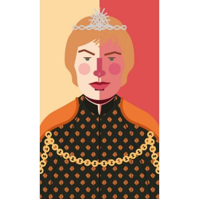 [ímã] Cersei Lannister - Game of Thrones
