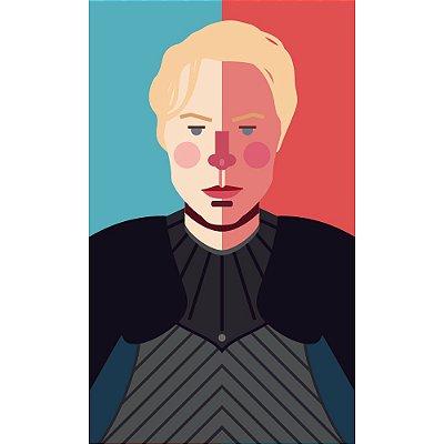 [ímã] Brienne de Tarth - Game of Thrones