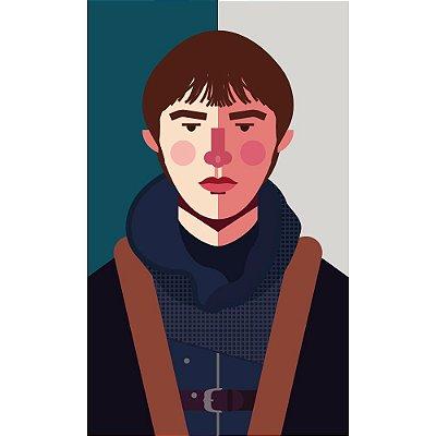 [ímã] Bran Stark - Game of Thrones