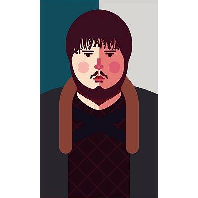 [ímã] Sam - Game of Thrones