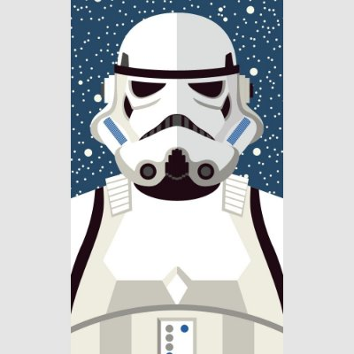 [ímã] Stormtrooper - Star Wars