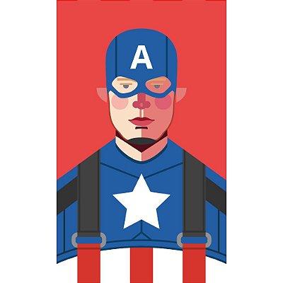 [ímã] Capitão América - Vingadores