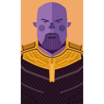 [ímã] Thanos - Vingadores