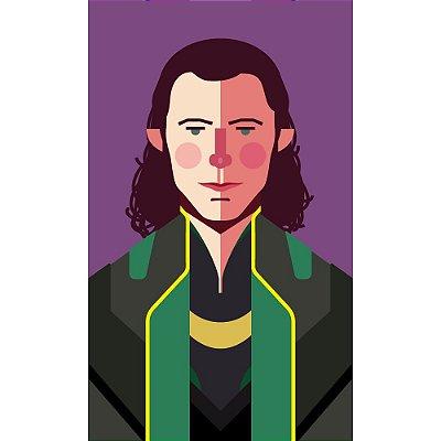 [ímã] Loki - Vingadores