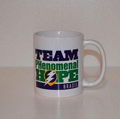 Caneca Team Phenomenal Hope Brasil