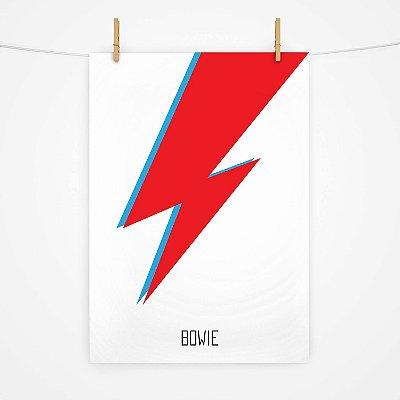 Pôster Raio Bowie
