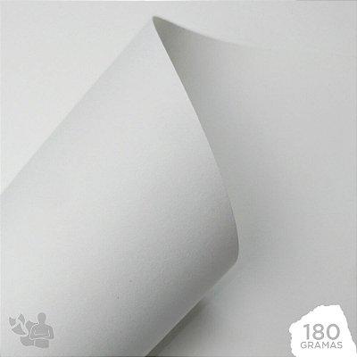 Papel Color Pop - Mimo - Branco Neve - 180g - 30,5x30,5cm