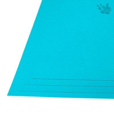 Papel Color Plus - Santorini - Azul Bebê - 240g - A4 - 210x297mm
