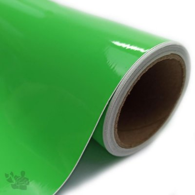 Vinil Adesivo - Recorte - Bobina - 30,5cm x 5m - Verde Abacate