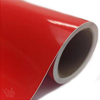 Vinil Adesivo - Recorte - Bobina - 30,5cm x 5m - Vermelho