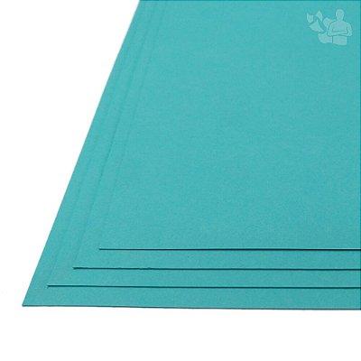 Papel Color Plus - Aruba - Tiffany - 180g - A3 - 297x420mm