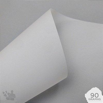 Papel Vegetal - 90g - Laser - A4 - 210x297mm