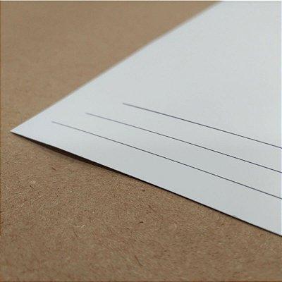 Papel Fotográfico Brilho/Glossy - 230g - 20 Folhas - Jato de Tinta - A4 - 210x297mm
