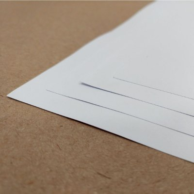Papel Fotográfico Fosco/Matte - 108g - 20 Folhas - Jato de Tinta - A4 - 210x297mm