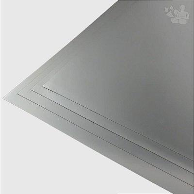 BOPP Adesivo Metalizado - Laser - Alto Desempenho - SRA3 - 330x480mm