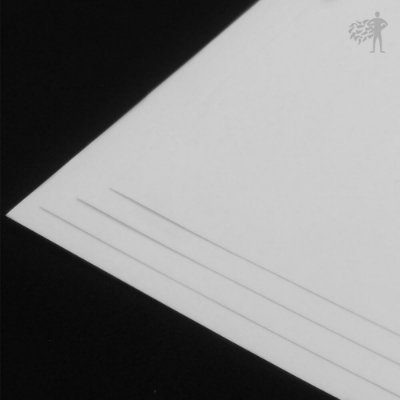 BOPP Adesivo Transparente - Laser - Alto Desempenho - A3 - 297x420mm