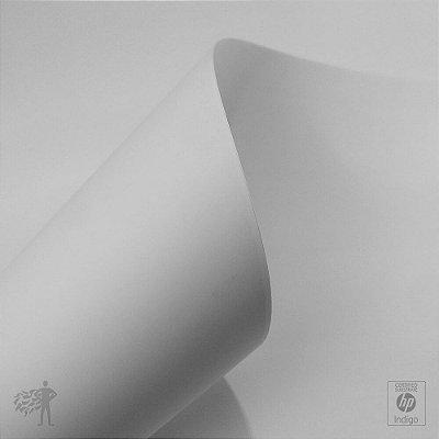 Poliéster (PET) Adesivo Branco Fosco - Laser - SRA3 - 320x450mm