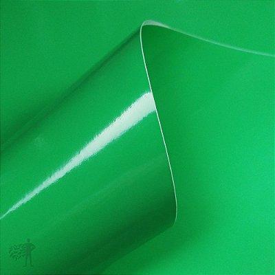 Vinil Adesivo - Recorte - 200x300mm - 10 Folhas - Verde Acabate