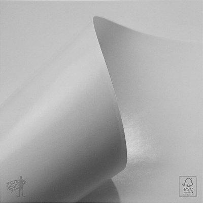 Papel Adesivo Branco Brilho - Lasergloss - SRA3 - 320x450mm