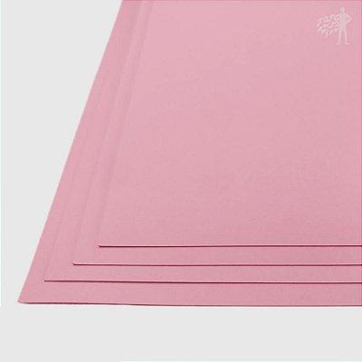 Papel Color Plus - Verona - Rosa Bebê - 240g - A3 - 297x420mm