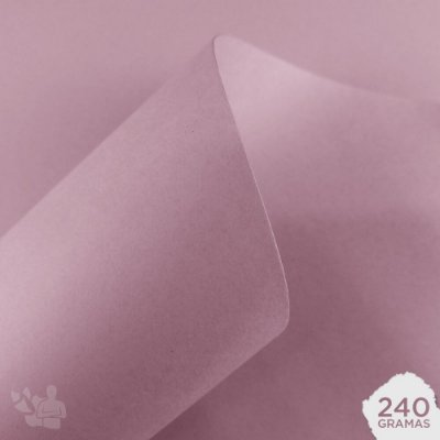 Papel Candy Plus - Framboesa - 240g - A4 - 210x297mm
